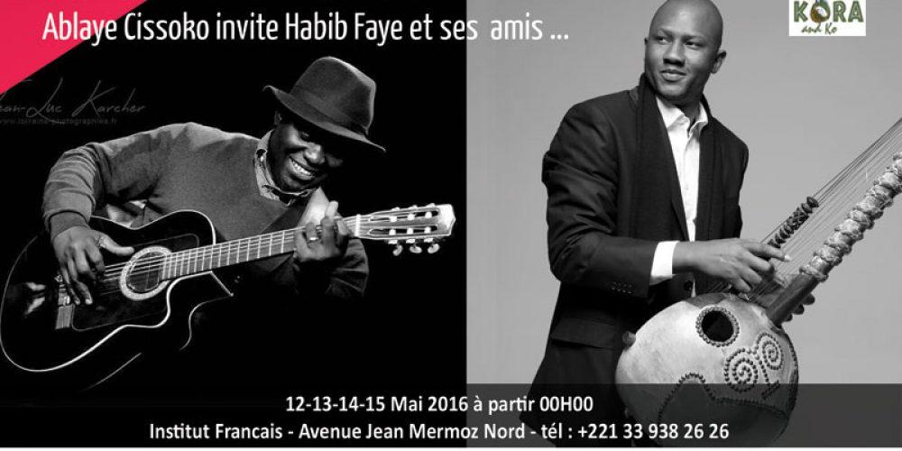 Autour de Minuit… avec Ablaye Cissoko, Habib Faye et ses amis