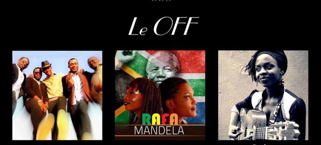 Festival Off : 3 apéritifs musicaux à la Résidence