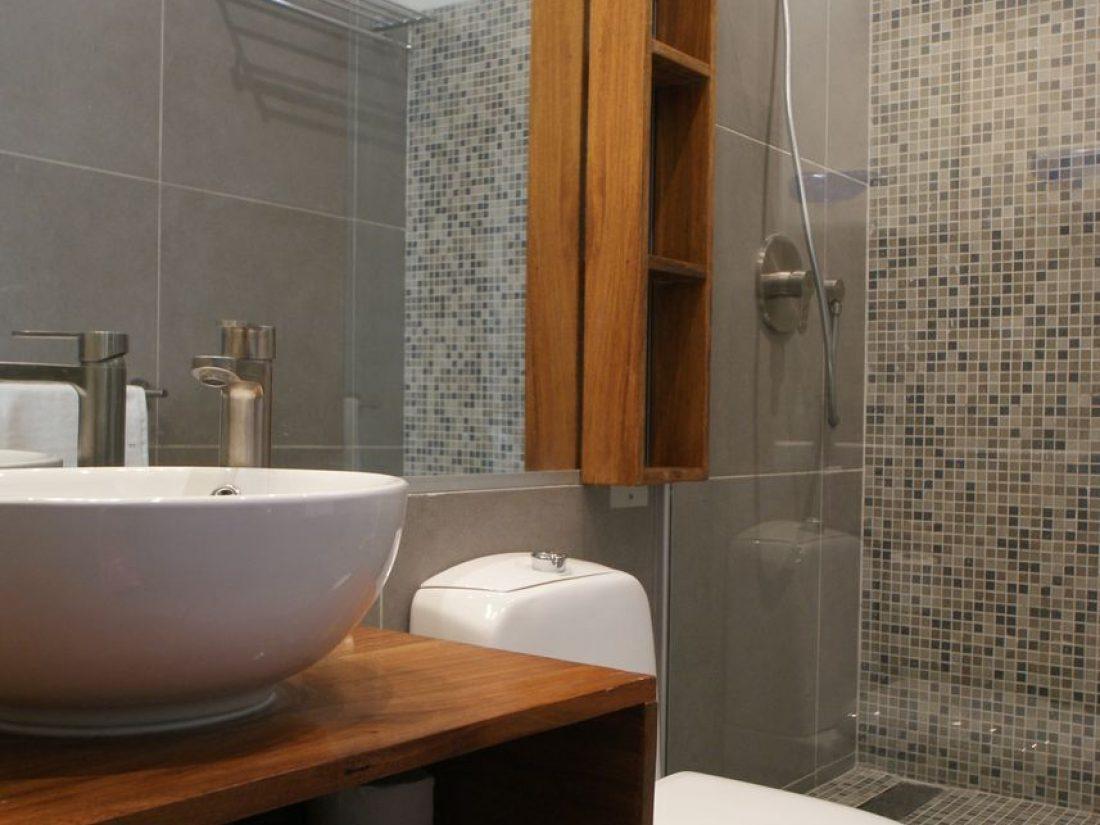Des salles de bain modernes
