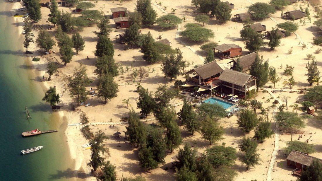 Le Lodge Océan et Savane